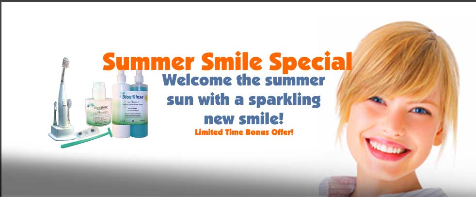 Summer Smile Special